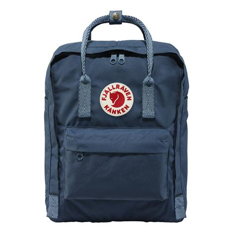 FJÄLLRÄVEN Kånken 540-908 Royal Blue-Goose Eye Backpack Fjallraven