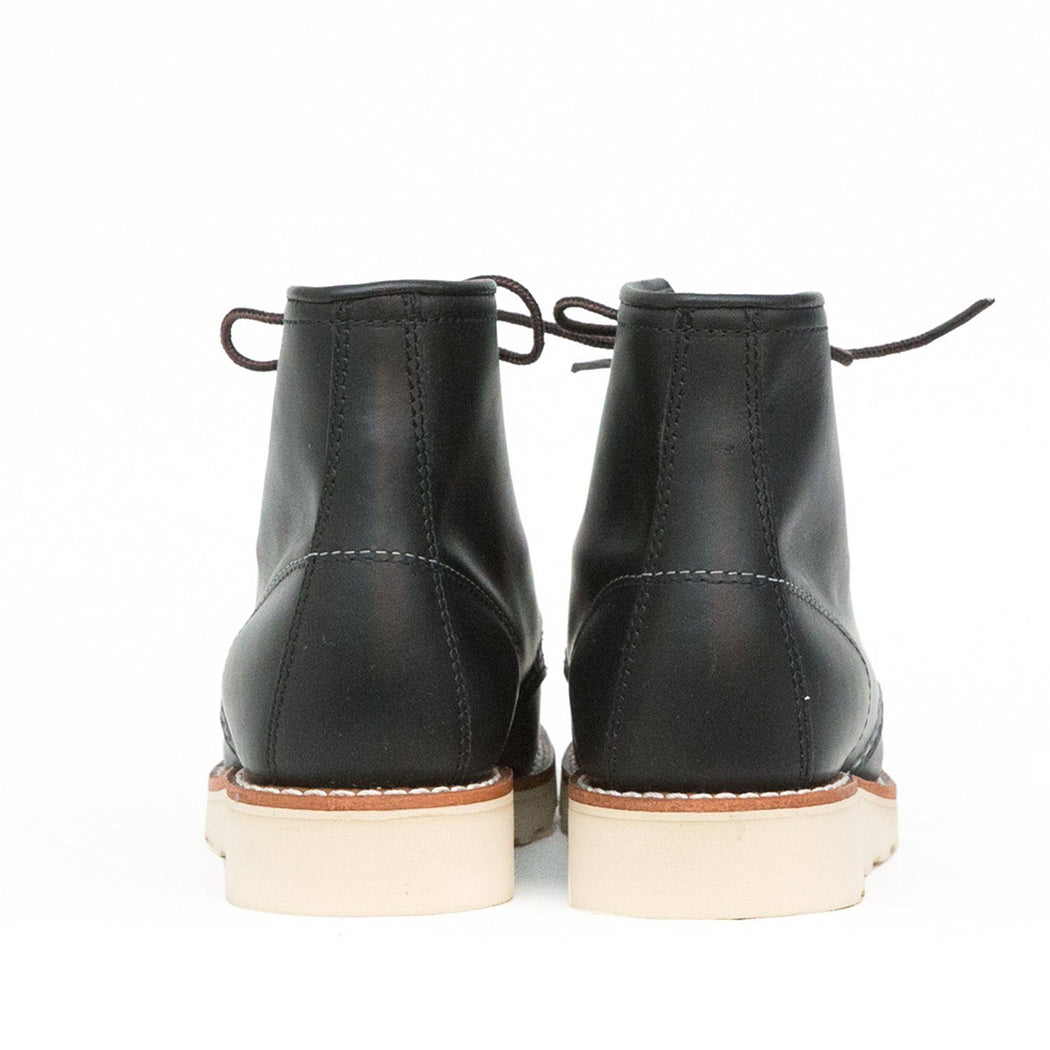 RED WING - 3373 Moc Toe - black boundary Scarpe Donna Red Wing Shoes