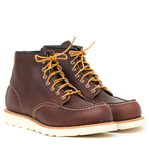 RED WING - Moc Toe 8138 - brown Men's Shoes Red Wing Shoes