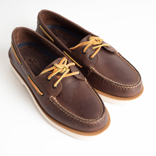 SPERRY TOP SIDER - STS17738 - Captain's moc brown