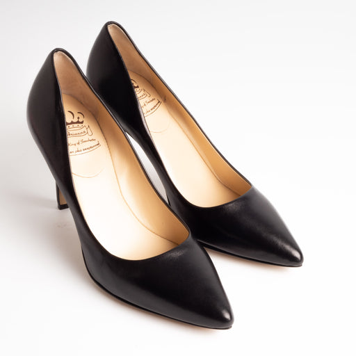 L'ARIANNA - DE 1002 - Seville - Black Women's Shoes L'Arianna