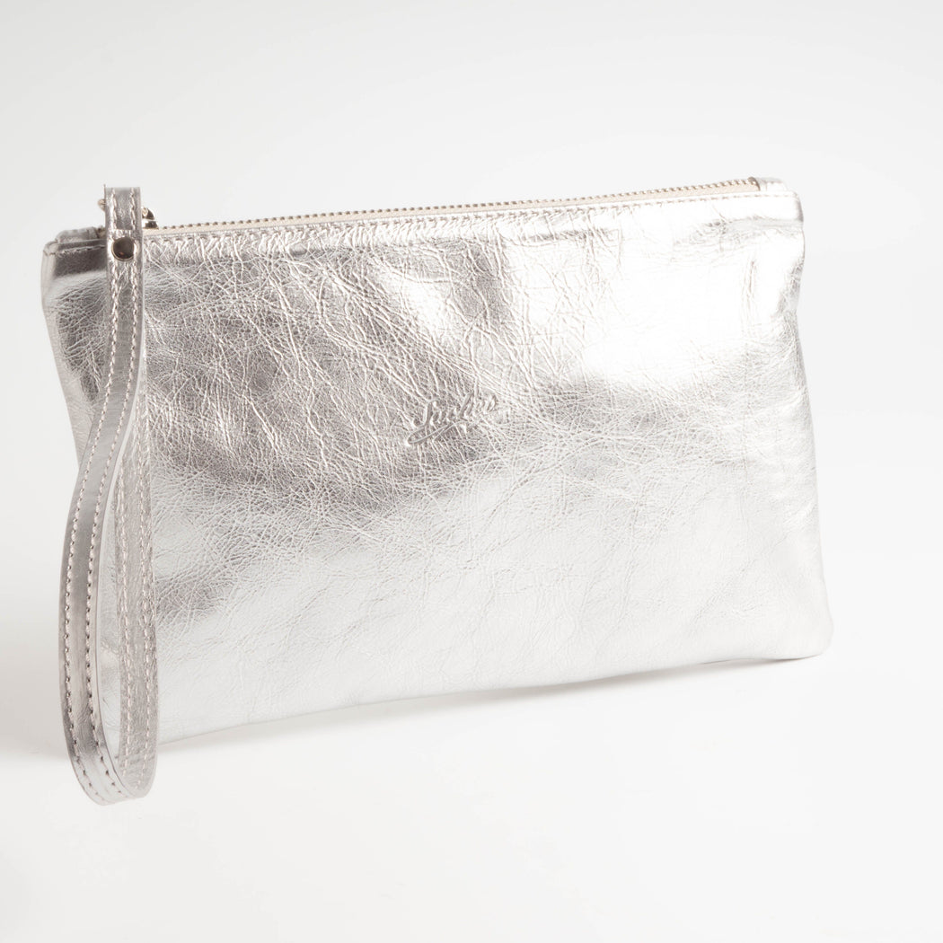 SACHET - Clutch bag P7 - NATUR - Various Colors Bags SACHET SILVER