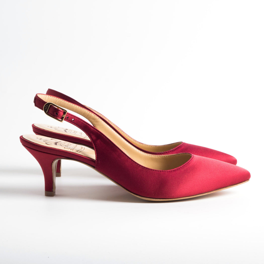 L'ARIANNA - CH2000 - Amaranth Woman Shoes L'Arianna