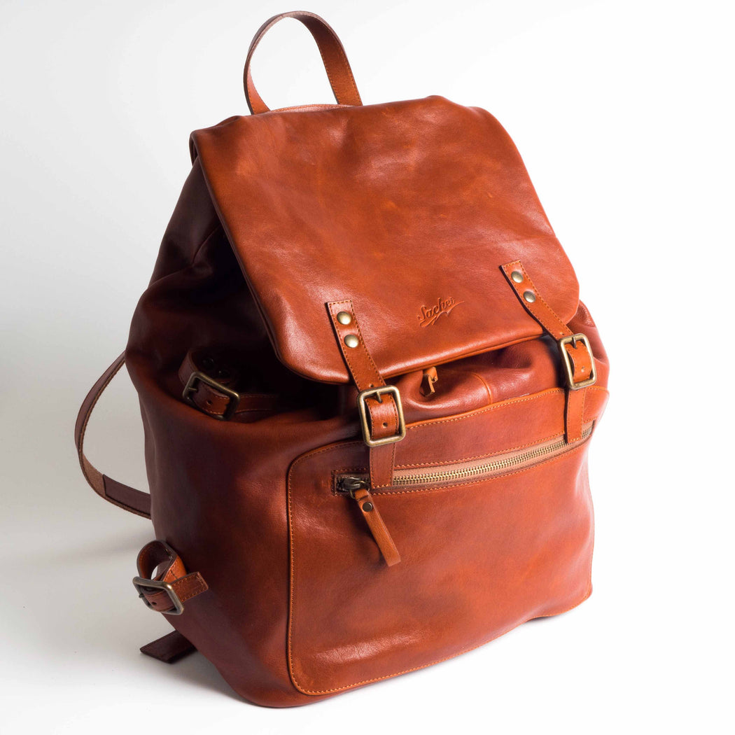 SACHET - Backpack - 34 - Various Colors SACHET LEATHER backpack