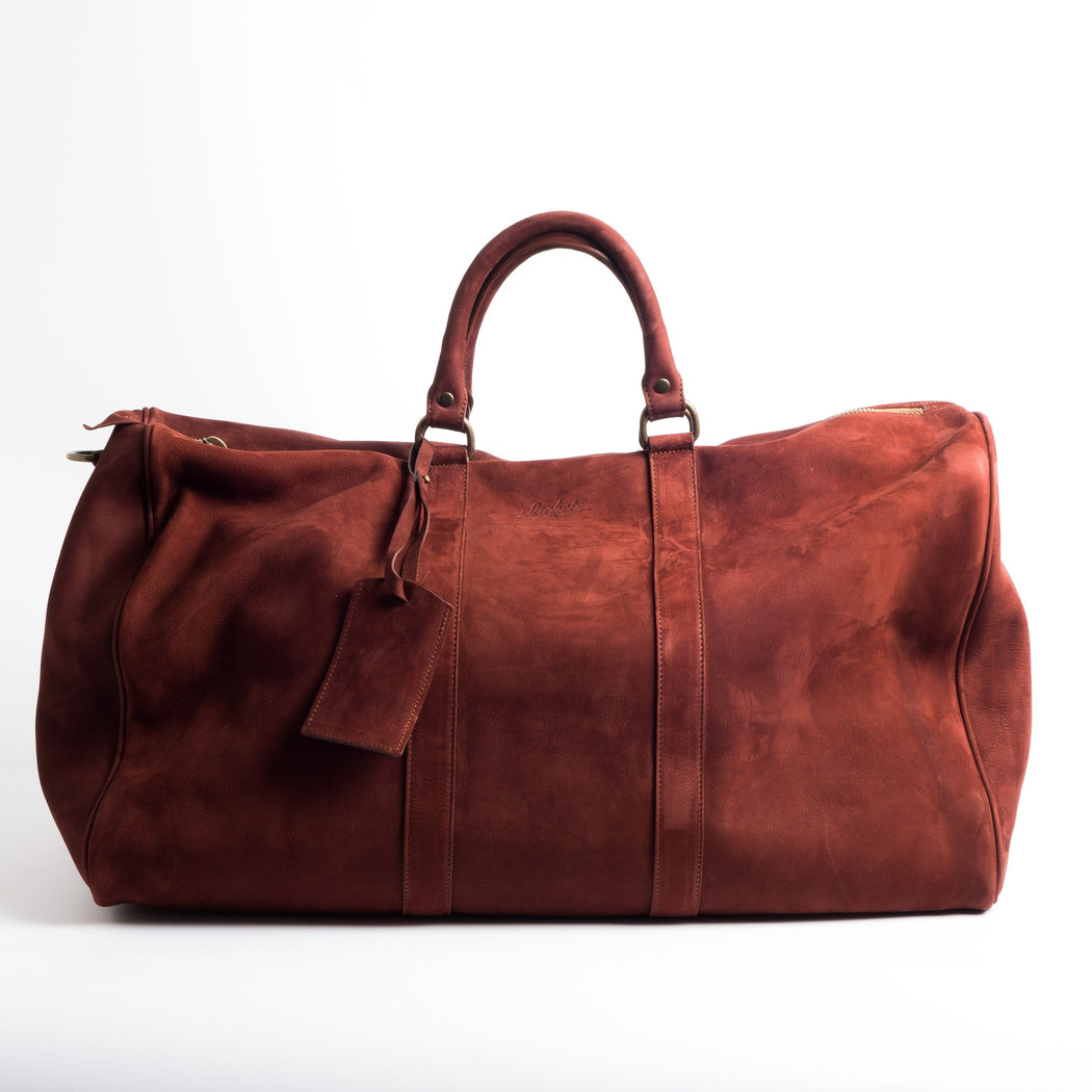 SACHET - Travel bag NABUK - Leather Bags SACHET