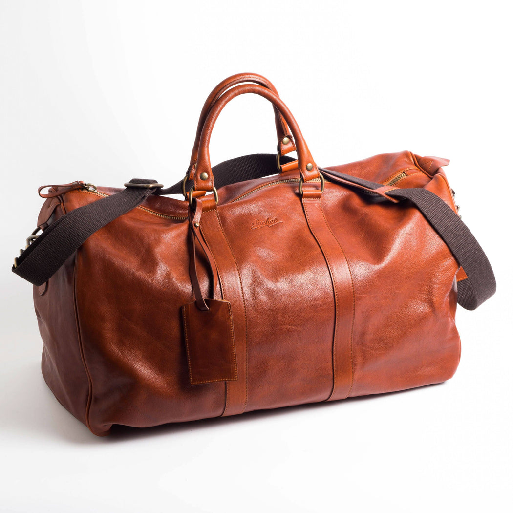 SACHET - Travel Bag - Leather - Various Colors Bags SACHET SMOOTH LEATHER