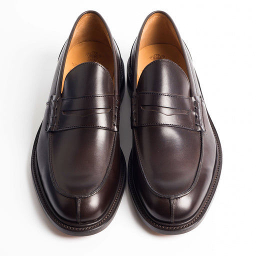 TRICKER'S - James Espresso - Marrone