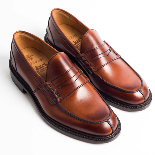 TRICKER'S - James Chestnut - Castagna Scarpe Uomo Tricker's