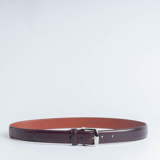 ALDEN - Belt 0918 - Burgundy Accessories Man Alden