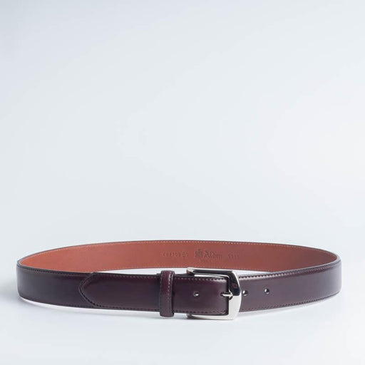 ALDEN - Belt 5918 - Burgundy Accessories Man Alden