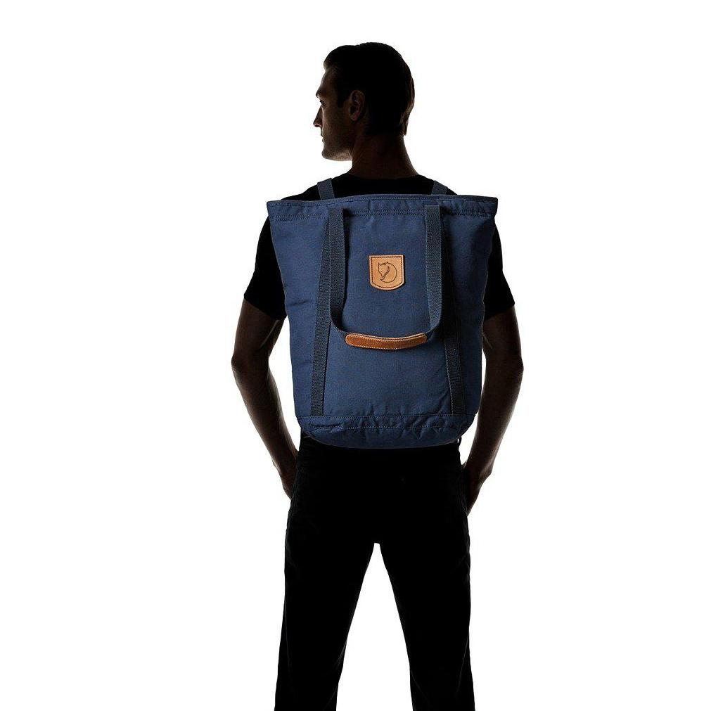 FJÄLLRÄVEN Totepack No. 4 TALL - 560 NAVY Fjallraven backpack