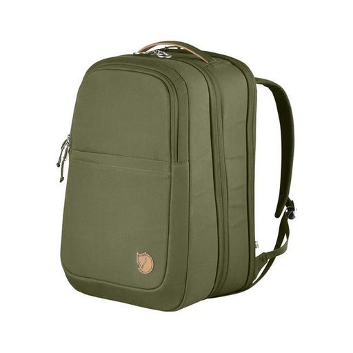 FJÄLLRÄVEN Travel Pack- Green Zaino Fjallraven