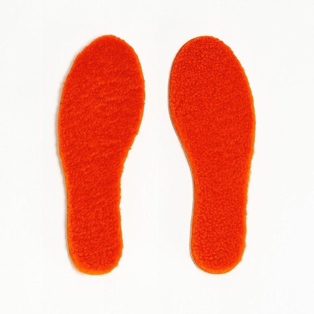 TOASTIES - Men's Insole - Orange Men's Accessories Toasties