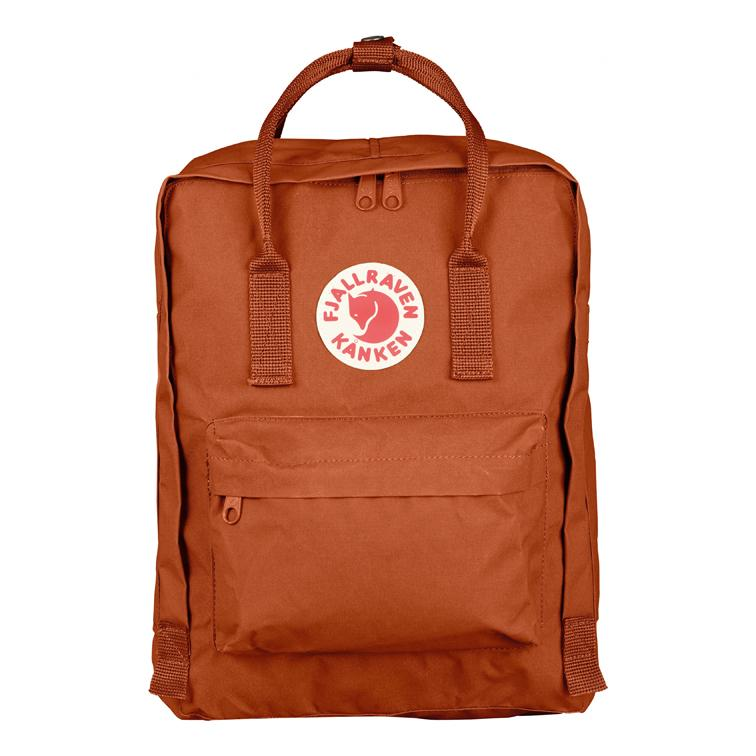 FJÄLLRÄVEN Kånken 164 Brick Fjallraven backpack