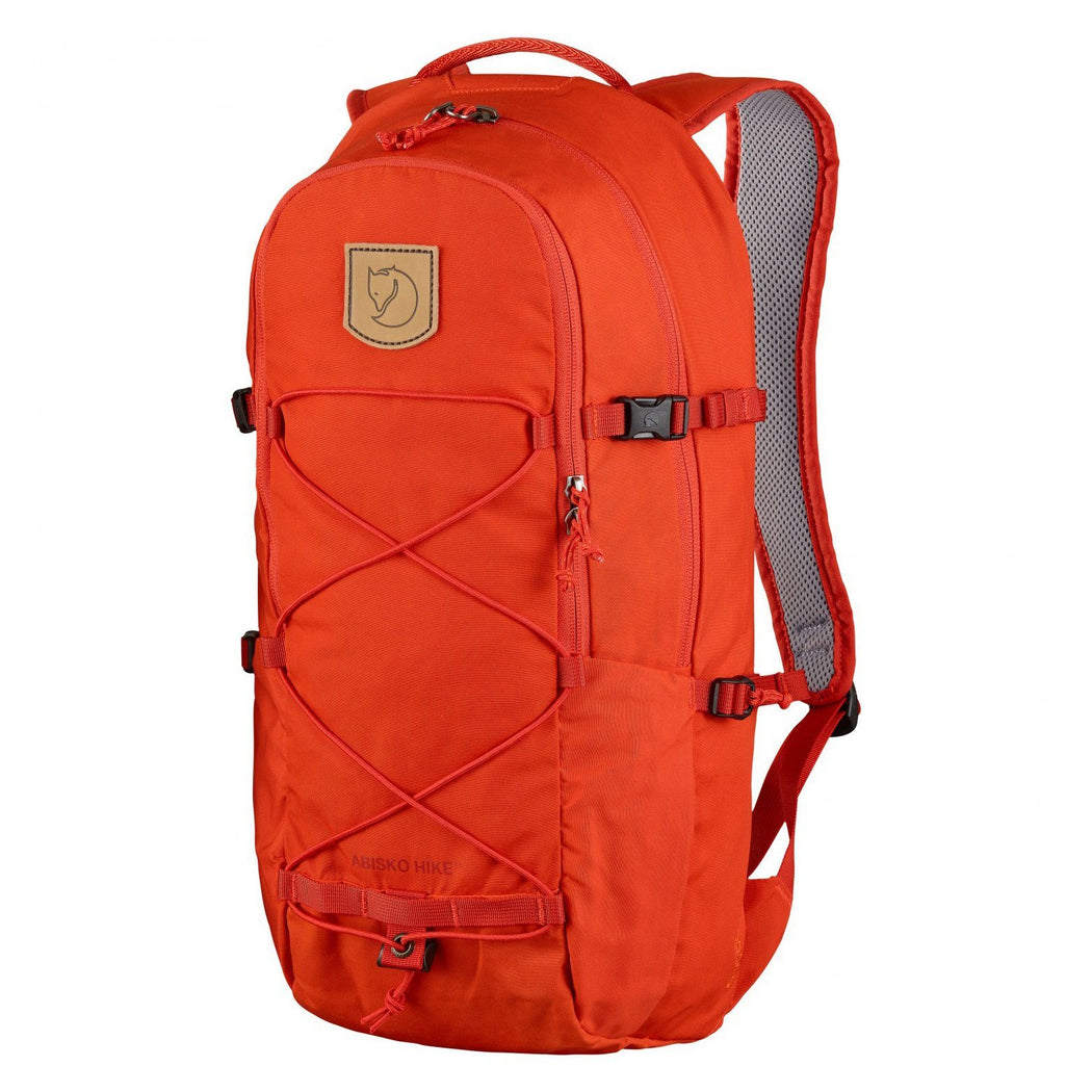 FJÄLLRÄVEN Abisko Hike 15 Flame Orange Zaino Fjallraven