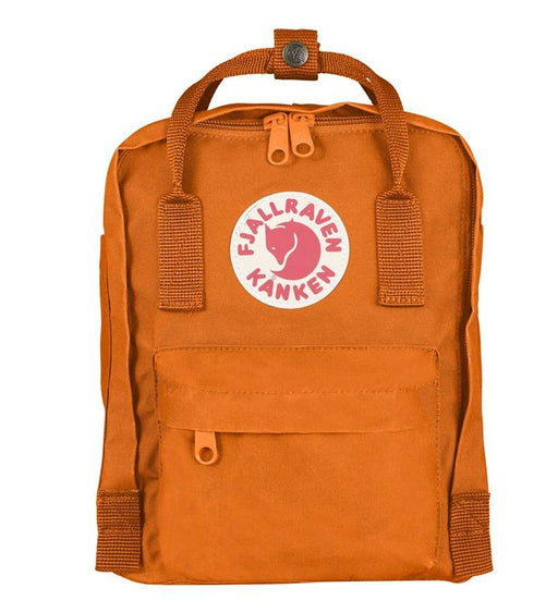 FJÄLLRÄVEN Kånken Mini 212 Burnt Orange Zaino Fjallraven
