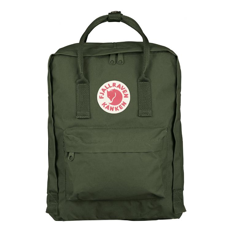 FJÄLLRÄVEN Kånken 660 Forest Green Fjallraven backpack