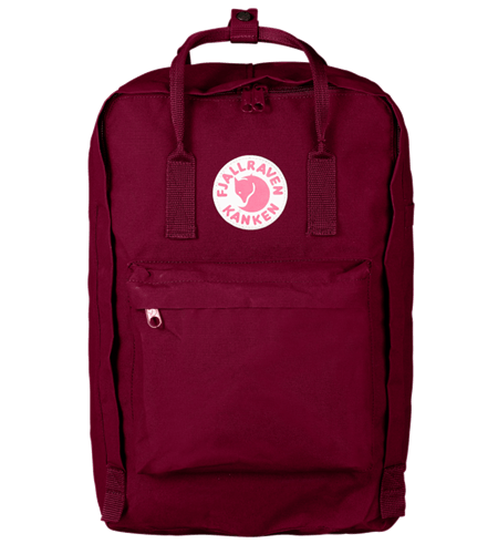 "FJÄLLRÄVEN Kånken 17 ""420 Plum Backpack Fjallraven"