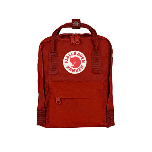 FJÄLLRÄVEN Kånken Mini 325 Deep Red Zaino Fjallraven