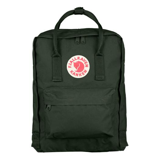 FJÄLLRÄVEN Kånken 662 Deep Forest Fjallraven backpack