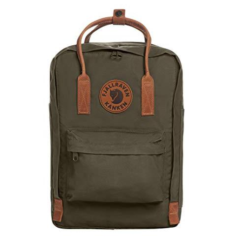 "FJÄLLRÄVEN Kånken 15 ""N.2 23569 Deep Forest Backpack Fjallraven"
