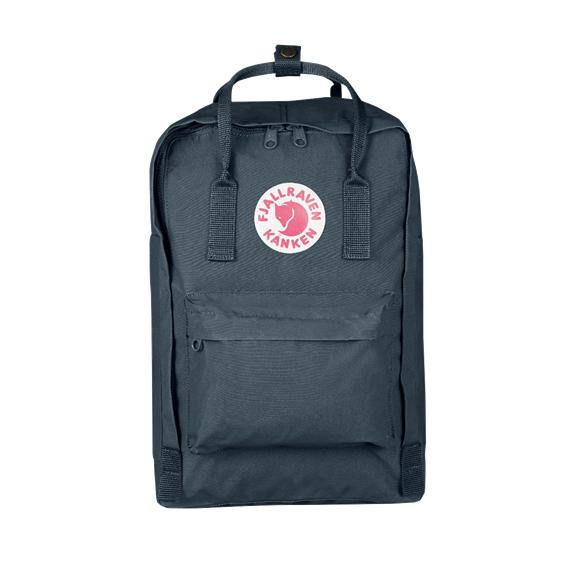 "FJÄLLRÄVEN Kånken Laptop 15 ""031 Graphite Backpack Fjallraven"