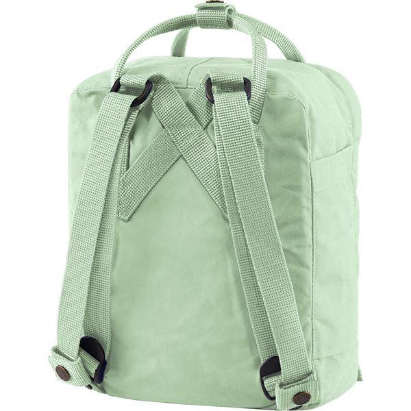 FJÄLLRÄVEN Kånken Mini 600 Mint Green Backpack Fjallraven