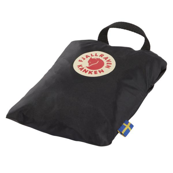 FJÄLLRÄVEN Kånken Rain Cover - Black Fjallraven backpack