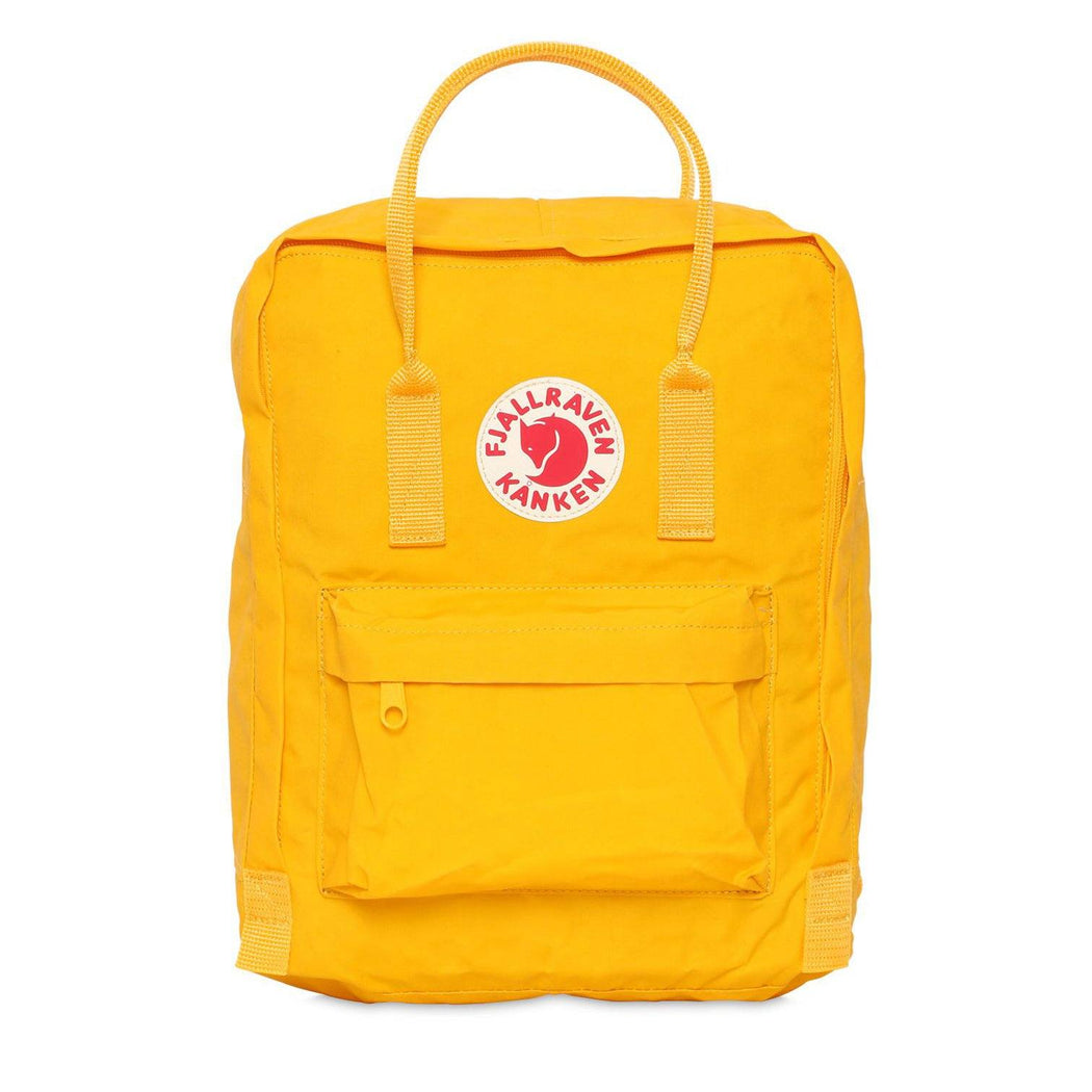 FJÄLLRÄVEN Kånken 141 Warm Yellow Fjallraven backpack