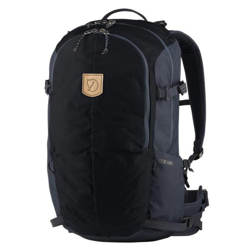 FJÄLLRÄVEN Keb Hike 30L - Black Fjallraven Backpack