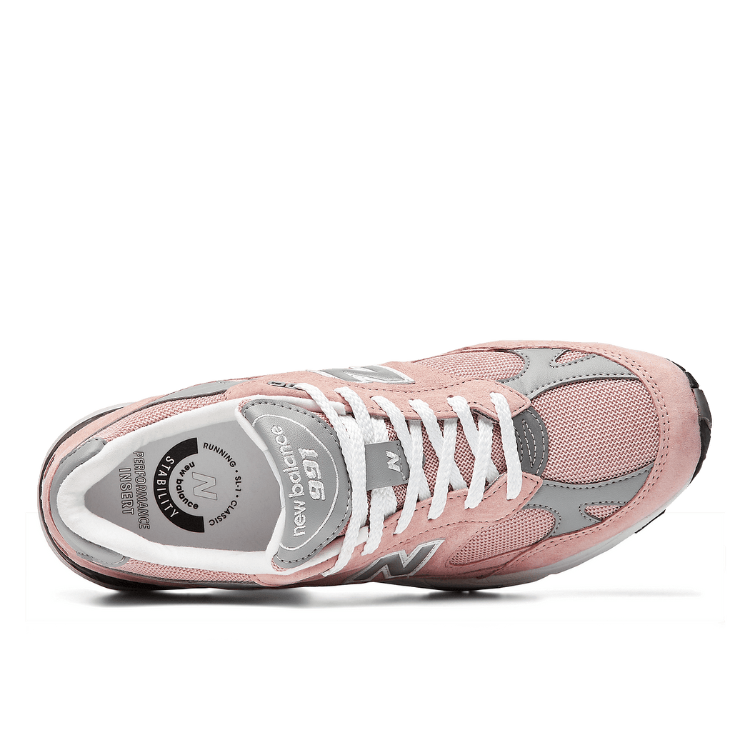 NEW BALANCE - Sneakers 991 PNK - Pink Women's Shoes NEW BALANCE - Women's Collection