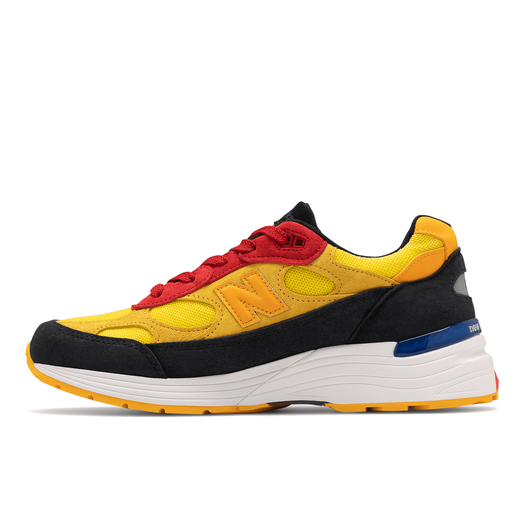 NEW BALANCE - 992 DM Sneakers - Yellow Men's Shoes NEW BALANCE - Men's Collection