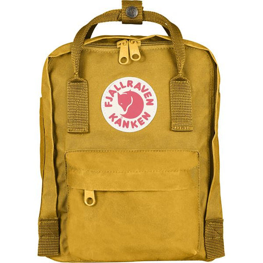 FJÄLLRÄVEN Kånken Mini 160 Ocher Backpack Fjallraven