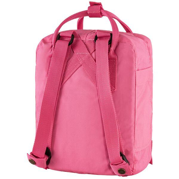 FJÄLLRÄVEN Kånken Mini 450 Flamingo Pink Backpack Fjallraven