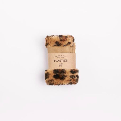 TOASTIES - Guanti senza dita - Leopardo Accessori Donna Toasties