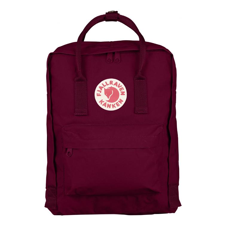 FJÄLLRÄVEN Kånken 420 Plum Fjallraven backpack