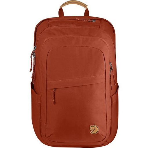 FJÄLLRÄVEN Raven 28L 321 Cabin Red Backpack Fjallraven