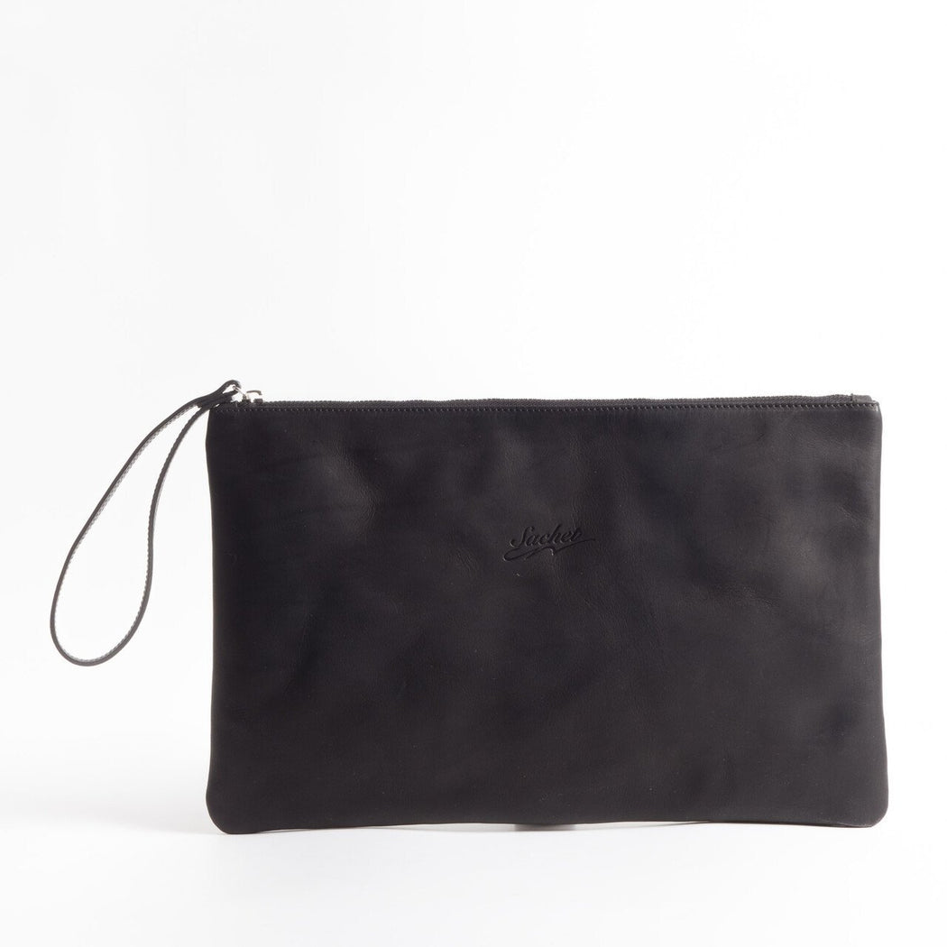 SACHET - NATUR Clutch Bag - Various colors SACHET BLACK bags