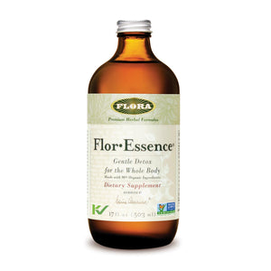 Flor Essence by Flora Liquid Tea Blend - 17 oz - 502 mL