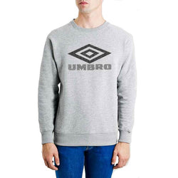 Umbro Crew Sweatshirt Grey 428