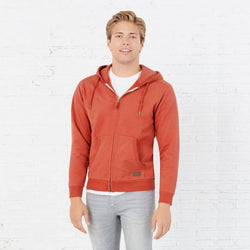Springfield Red Zipper with Hood 444