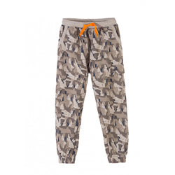 L&S Rock Camouflage Brown Trouser 1031