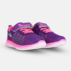 Warrior Purple With Pink Shoes 826