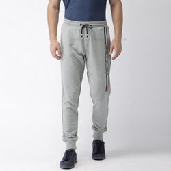 Tommy Hilfiger 2020 Side Embroidery Grey Trouser 910