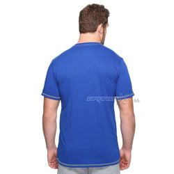 Cross Hatch Royal Blue Printed TShirt #101