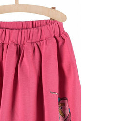 5.10.15 Glitter Shoes Shocking Pink Skirt 1723