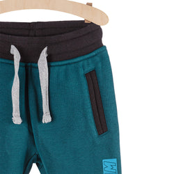 5.10.15 New Team Panel Teal Trouser 1085