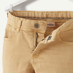 TAO Light Orange Denim Shorts 1689