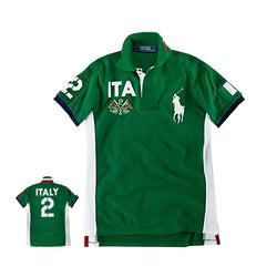 Ralph Lauren Men Big Pony Italy Polo