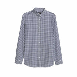 H&M Easy Iron Check Shirt